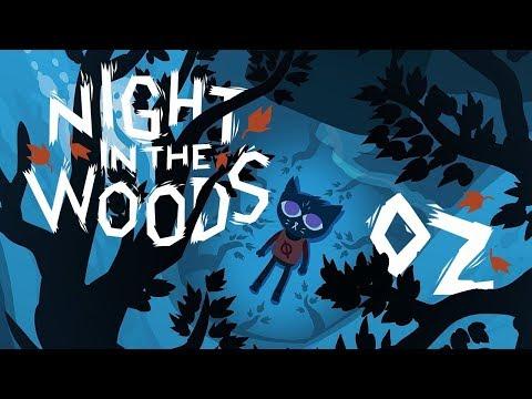 Night In The Woods (Napisy PL) #2 - Zepsuty Komputer (Gameplay PL / Zagrajmy W)