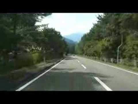 2006/09/28 1-5 福島県郡山市→福島市土湯