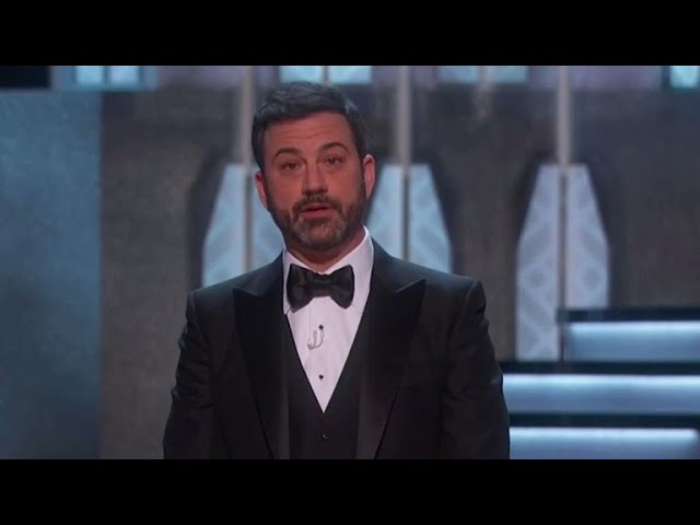 Jimmy Kimmel returns to host Oscars after headline-making year