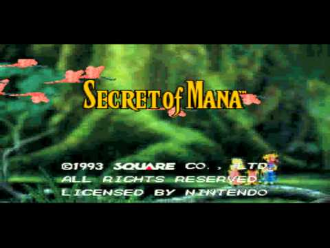 Secret of Mana - Intro - Fear of the Heavens - User video