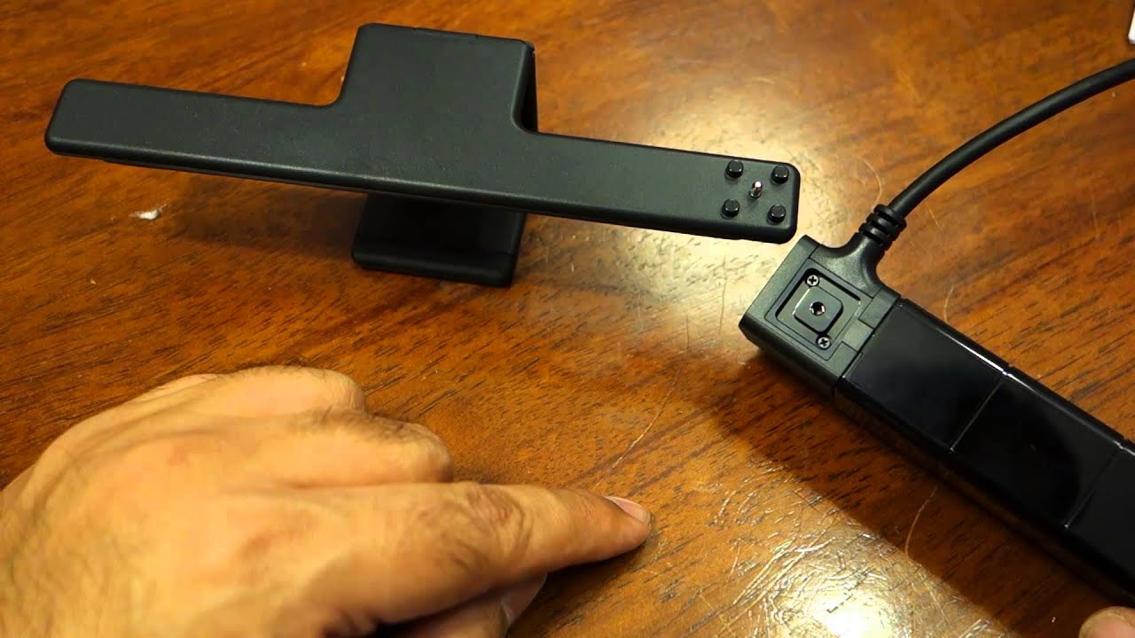 Using Playstation Camera Clip To Mount Playstation 4