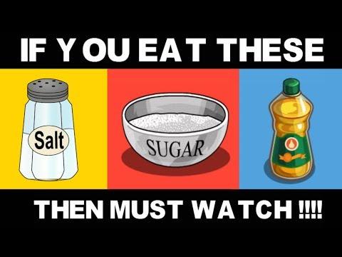 3 DEADLY FOOD WE EAT DAILY ( HINDI ) - ये आपकी जान ले सकते है !! thumbnail