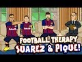 ⏱️Suarez & Pique  FOOTBALL THERAPY!⏱️ Barcelona 3 4 Real Betis +Sterling's Step Overs, Pogba +more!