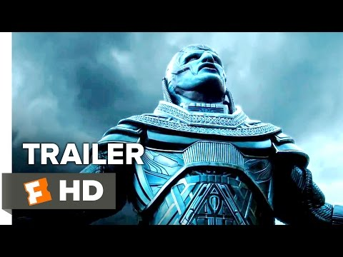 X-Men: Apocalypse Official Trailer #1 (2016) - Jennifer Lawrence, Michael Fassbender Action Movie HD