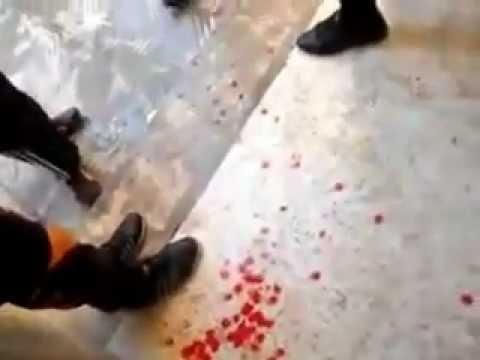 مقتل  امرأة من تاورغاء على يد عصابات مصراتة وجرح اخرين بالرصاص العشوائي اوقف�