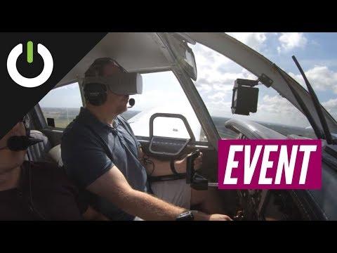 Oculus Go использовался для демонстрации летной подготовки пилотов