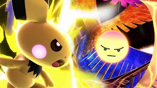 WORLD OF LIGHT: Pichu VS the World