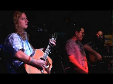Frank Hannon with Jeff Sandoval - What You Give - Rush City MN 7/29/12