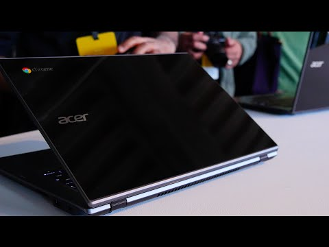 Acer Chromebook 14, Switch Alpha 12, Predator G1, todas las novedades!