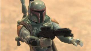 Classic Toy Room - BOBA FETT_ SHADOWS OF THE EMPIRE action figure review