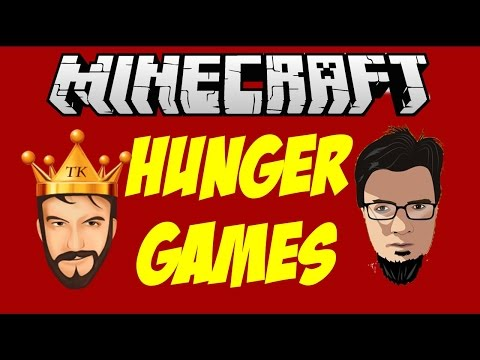 Minecraft Türkçe Hunger Games | Arena | Bölüm 13