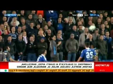 Chelsea-Napoli 4-1 All Goals Highlights Sky Sport HD