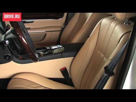 Jaguar XJ L 5.0 SC Supersport — Интерьер