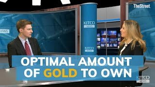 Here's the secret to owning perfect amount of gold