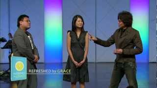 Joseph Prince - Refreshed By Grace DVD Trailer