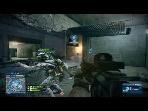 [BATTLEFIELD 3] ReA vs iMpulSe - Pcw Gran Baazar Side Usa