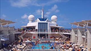 CELEBRITY EQUINOX 2018, Caribbean cruise in 15 minutes