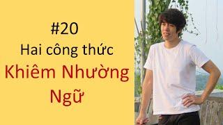 #20 N3 Khiêm nhường ngữ - Ngắn gọn, dễ hiểu.
