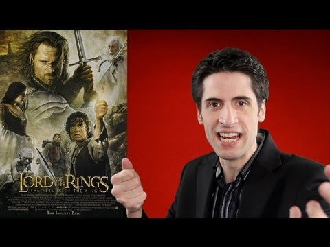 Lord of the Rings: The Return of the King movie review