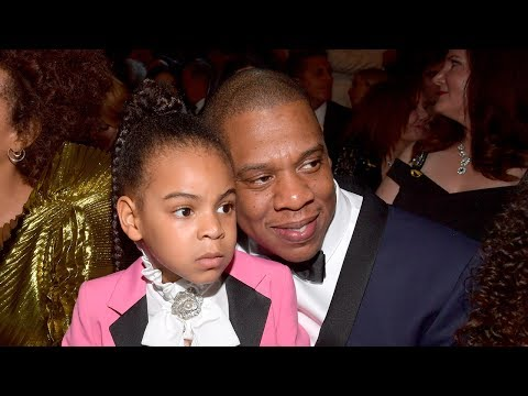 Blue Ivy Freestyle RAPS On Jay Z's 4:44 Bonus Track