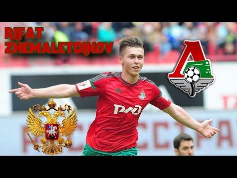 Rifat Zhemaletdinov ▷ Mr Speed - Lokomotiv Moscow HD