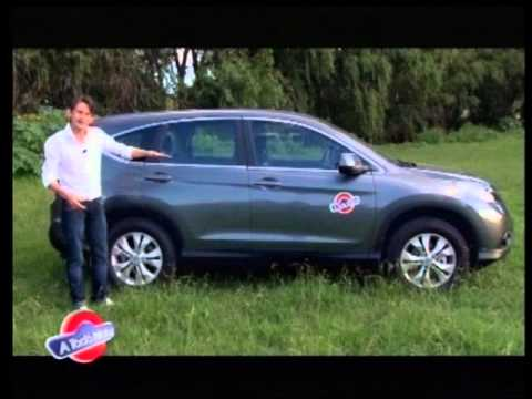 Test Honda CRV