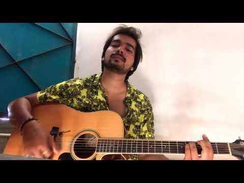 MANJHA - Cover - Aayush Sharma | Vishal Mishra