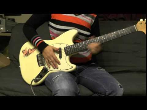 Comment jouer Julien Doré   Paris Seychelles  ★Tuto Guitare Tab ★