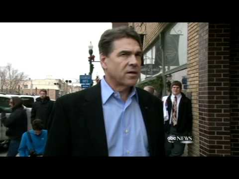 GOP Debate Follow-Up: Rick Perry's Two Pensions