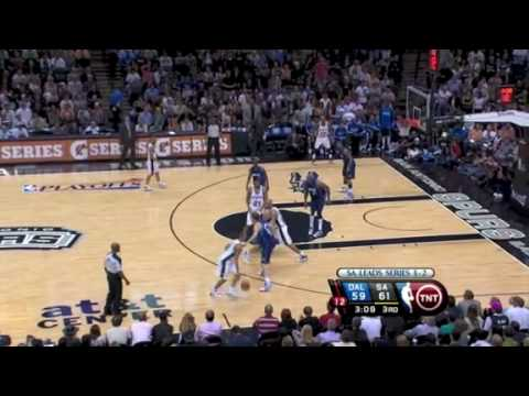Dallas Mavericks vs SA Spurs - Game 6 Recap [NBA Playoffs 2010] Video