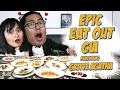 Epic Eat Out #17: 'Pacaran' sama Gritte Agatha di GIA | PUTRA SIGAR