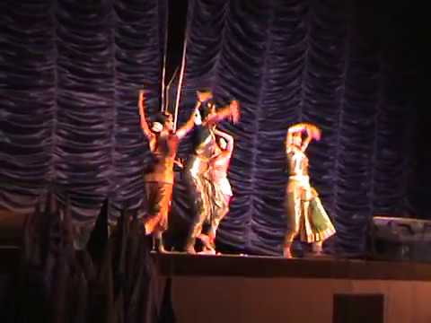 Shobana's Dance. Rare Clip video