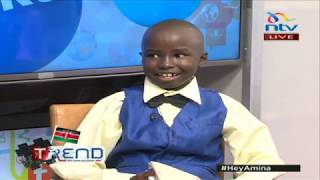 theTrend: Young reverend Victor Githu gives an impressive sermon on obedience