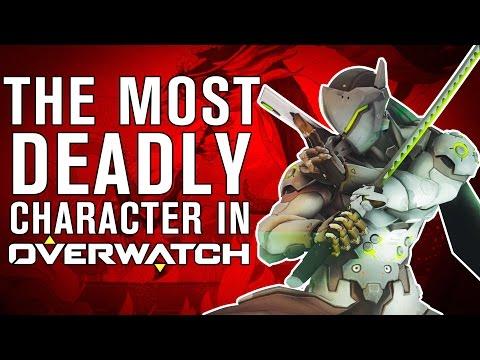 The SCIENCE! of Genji in Overwatch