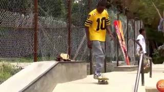 Semonun Addis: Skatepark in Addis Ababa
