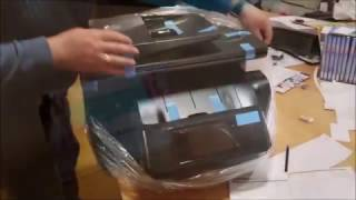 HP OfficeJet Pro 8725 - Unboxing