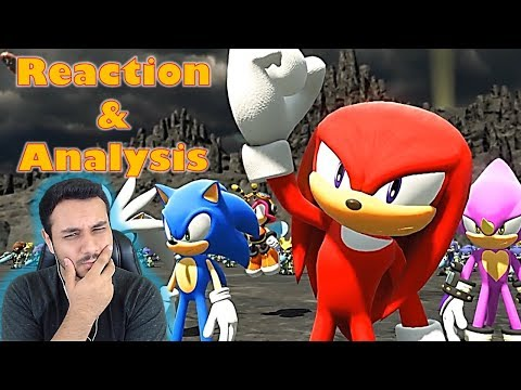 New Sonic Forces Story Trailer Reaction & Analysis