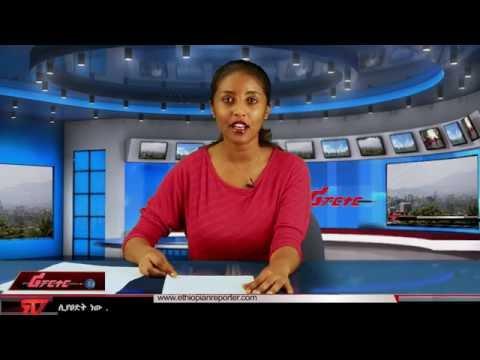 ETHIOPIAN REPORTER TV |  Amharic News 06/19/2016