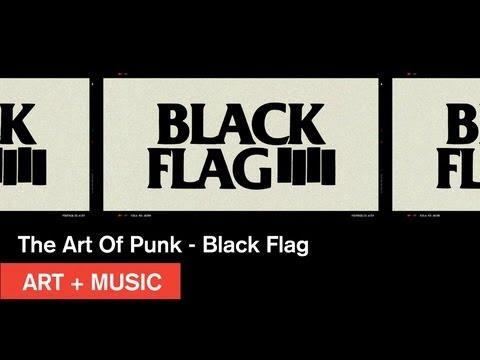 The Art of Punk - Black Flag - Art + Music - MOCAtv