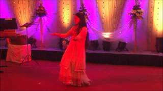 Radha teri chunari bollywood Dance performance