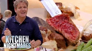 It's RAW! - Kitchen Nightmares