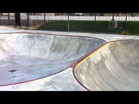 Borrego Springs Skatepark overview