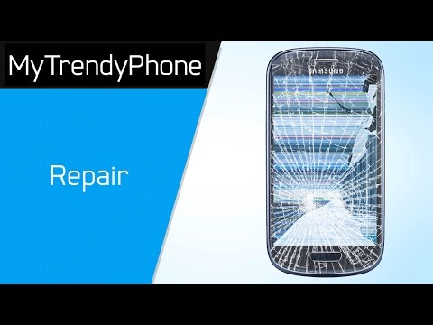 How to Replace Front Cover and LCD Display on Galaxy S3 Mini