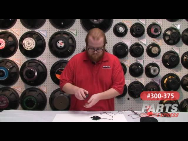 Dayton Audio DAEX25 Sound Exciter Pair