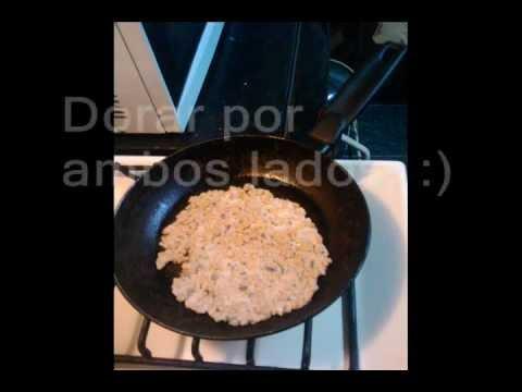 Preparar carne de soya para hamburguesas