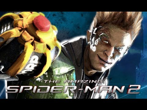 Green Goblin Backstory Revealed In The Amazing Spider-Man 2 Game (Spoilers)