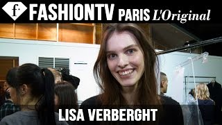 Lisa Verberght: My Life Story | Model Talk | FashionTV