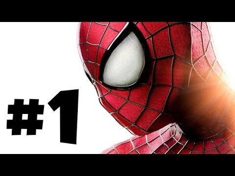 The Amazing Spider-man 2 Walkthrough Part 1 Let's Play Gameplay Playthrough (ps4 1080p Hd) video