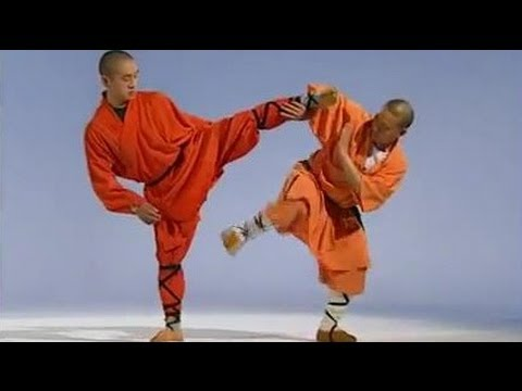 Shaolin Kung fu 18 Basic Techniques (ShiBa Shi), combat applications Image 1