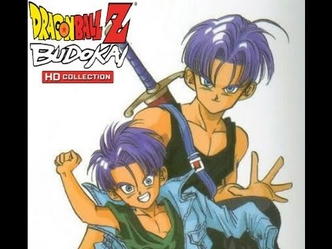 dragonball z hd budokai 3 collection future trunks vs kid